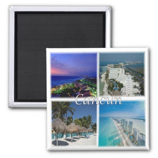 MX * Mexico - Cancun Mexico Magnet