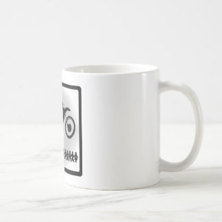 MX SHADOW DRIFT BASIC WHITE MUG