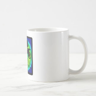 MX THE RIGHT BASIC WHITE MUG