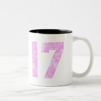 My 17th Birthday Gifts Two-Tone Mug