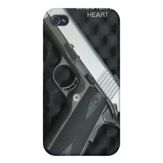 My 1911 iPhone 4 covers