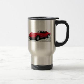 My 1979 Red Corvette Stainless Steel Travel Mug
