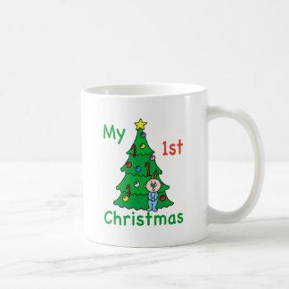 My 1st Christmas Cup Coffee Mug