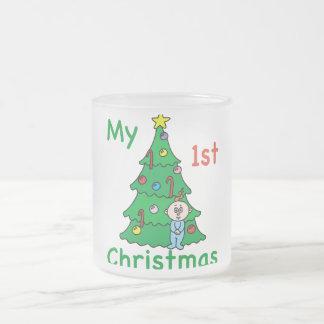 My 1st Christmas Cup Mug