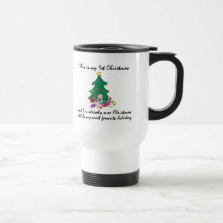 My 1st Christmas Gift Coffee Mugs