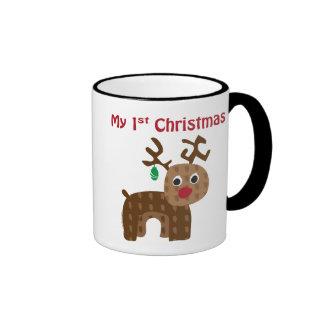 My 1st Christmas Coffee Mug