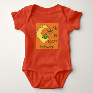 My 1st Spooky Halloween Baby Bodysuit