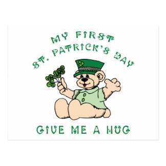 My 1st St Partick s Day Gift Post Cards