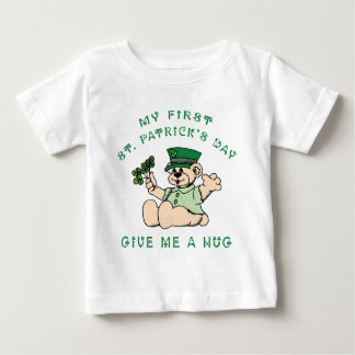 My 1st St Patrick's Day Baby Tees