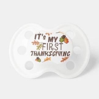 My 1st Thanksgiving Dummy