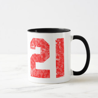 My 21st Birthday Gifts Mug