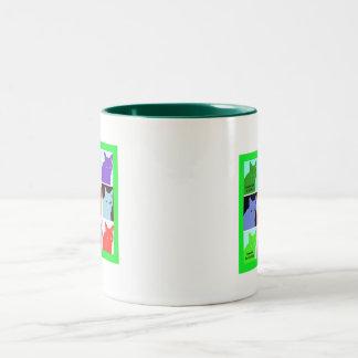 My 3 Irish Cats Say... Mug