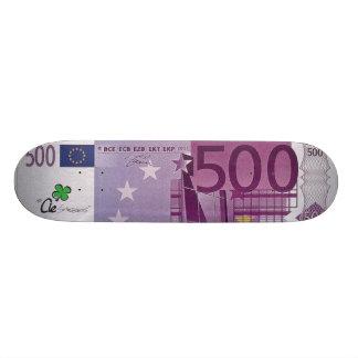 My 500 e, The Cie Skateboards