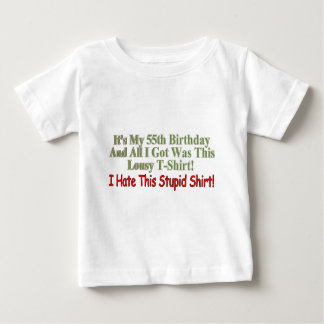 My 55th Birthday Gifts Tees