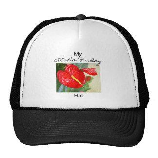 My Aloha Friday Retro Trucker's Cap Trucker Hats