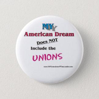 MY American Dream 6 Cm Round Badge