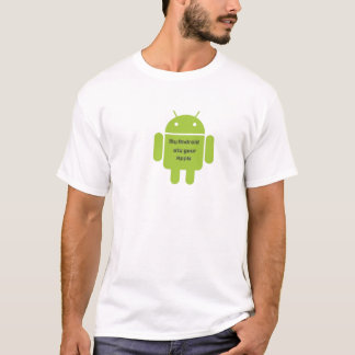 My Android ate your Apple T-Shirt