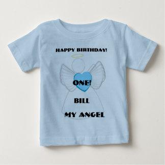 My Angel 1st Birthday-Customize Baby T-Shirt