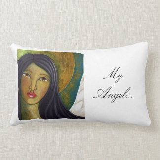 MY ANGEL American MoJo Pillow