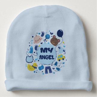 My angel baby beanie