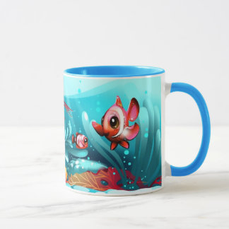 My Aquarium Mug