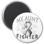 My Aunt Is A Fighter Grey