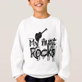 my aunt rocks sweatshirt