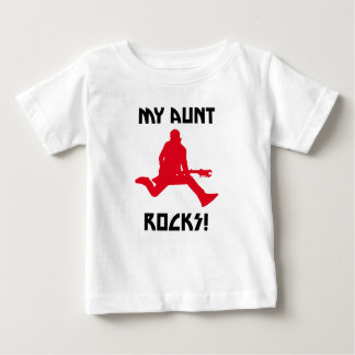 My Aunt Rocks! T Shirt