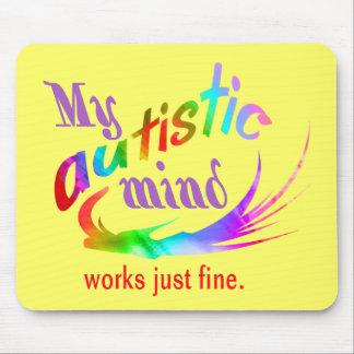 My Autistic Mind Mousepad
