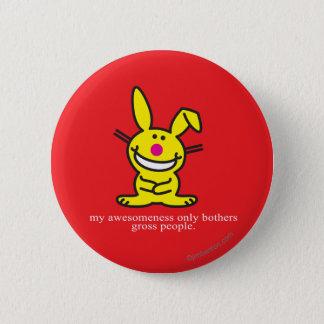 My Awesomeness 6 Cm Round Badge