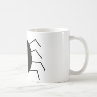 My Awful Drawing of a Spider, Grown ups bad art Basic White Mug