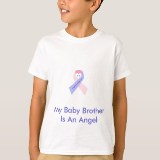 My Baby Brother Is An Angel T-Shirt