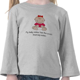 My Baby Sister Tshirt Tshirt