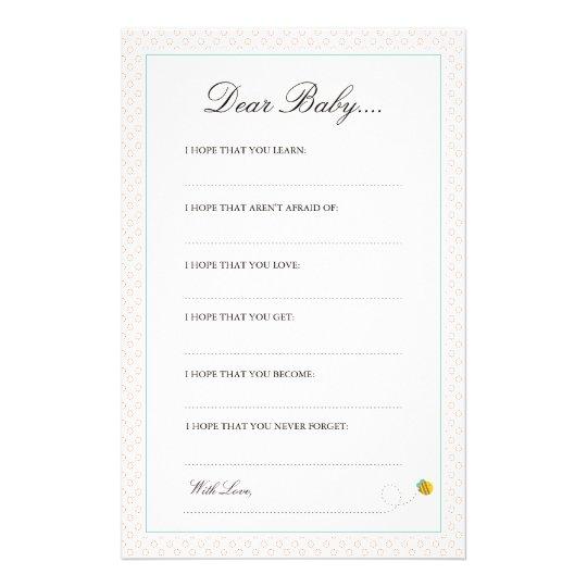 My Balloon | Dear Baby Cards