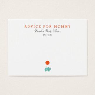 My Balloon | Mommy Advice Cards