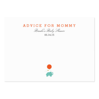 Words Of Advice Cards