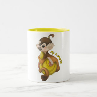My Banana Two-Tone Coffee Mug