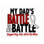 My Battle Too 1 Dad BONE / LUNG CANCER