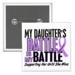 My Battle Too 1 Daughter Hodgkin's Lymphoma Badges