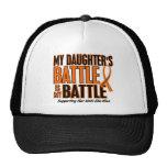 My Battle Too Daughter Leukaemia Cap