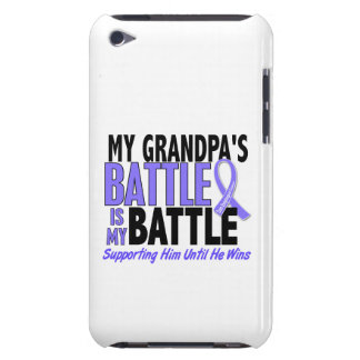 My Battle Too Grandpa Esophageal Cancer Barely There iPod Cover