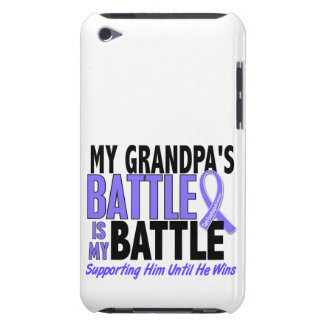 My Battle Too Grandpa Esophageal Cancer Barely There iPod Covers