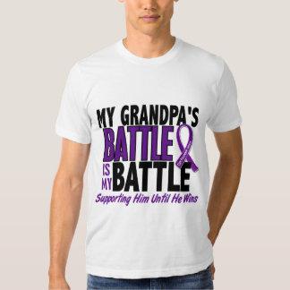 My Battle Too Grandpa Pancreatic Cancer T Shirts