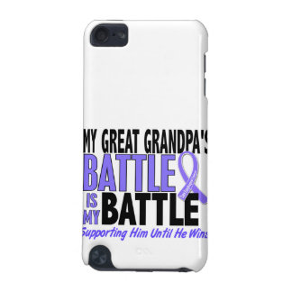 My Battle Too Great Grandpa Esophageal Cancer iPod Touch 5G Case