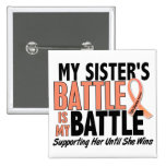 My Battle Too Sister Uterine Cancer