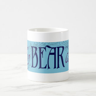 My Bear Came coffee mug