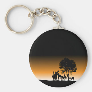 My Beautiful Africa Key Ring