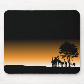 My Beautiful Africa Mouse Pad