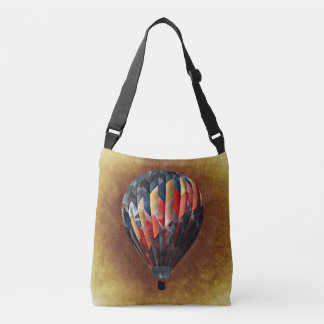My Beautiful Balloon Cross Body Bag Tote Bag