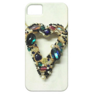 MY BEDAZZLED HEART! PHONE CASE
